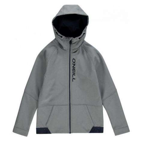 O'Neill PB EXPLORE SOFTSHELL JACKET grey - Boy's jacket