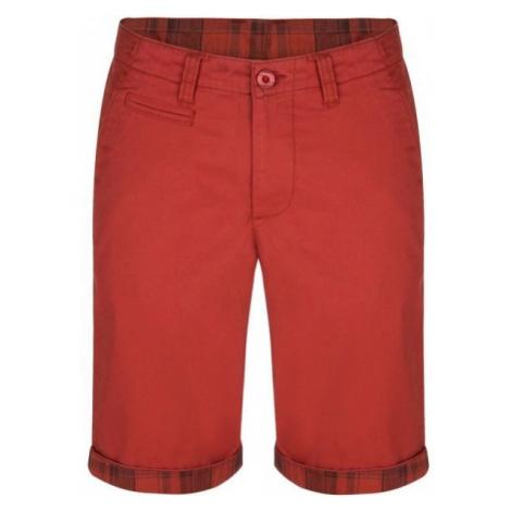 Loap VELEN red - Men's shorts