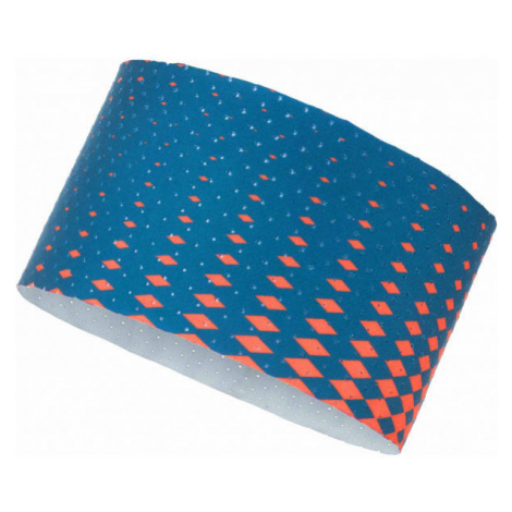 Runto DIAMOND blue - Sports headband