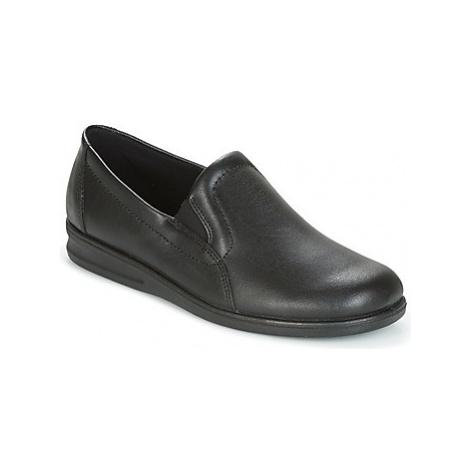 Romika PRASIDENT 88 men's Slip-ons (Shoes) in Black