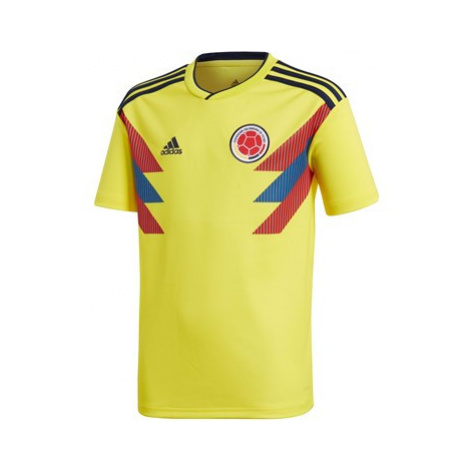 Colombia Home Shirt 2018 - Kids Adidas