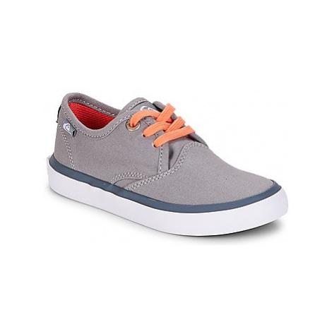 Quiksilver SHOREBREAK YOUT boys's Children's Shoes (Trainers) in Grey