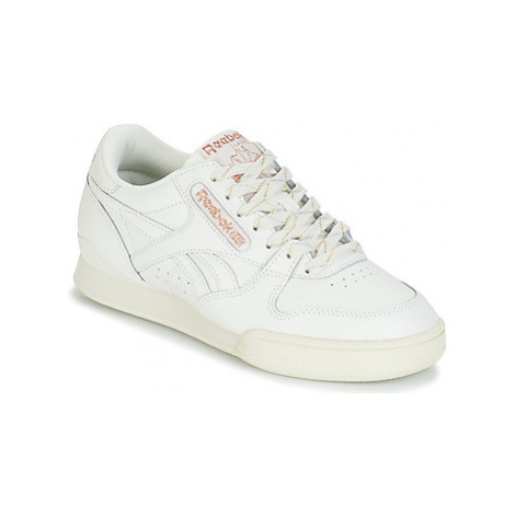 Reebok Classic PHASE 1 PRO women's Shoes (Trainers) in White