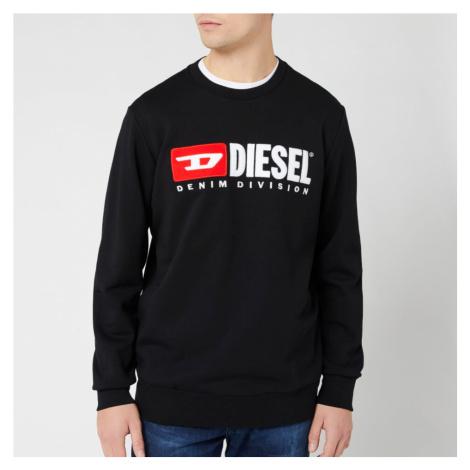 Diesel Men's Division Sweatshirt - Black