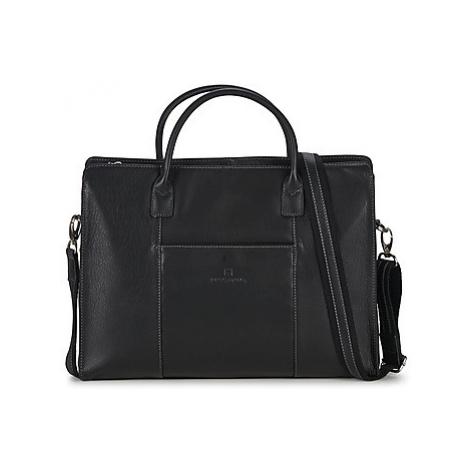 Hexagona PRETTY SACOCHE women's Briefcase in Black