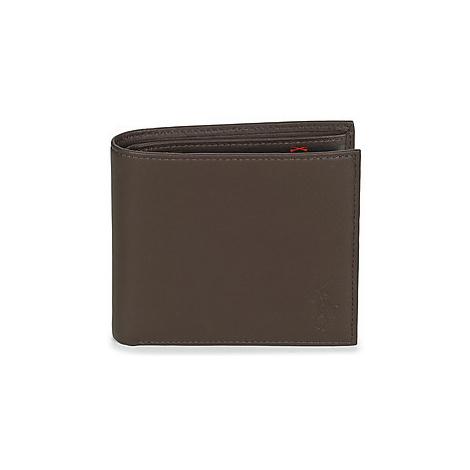 Polo Ralph Lauren CARD CASE men's Purse wallet in Brown