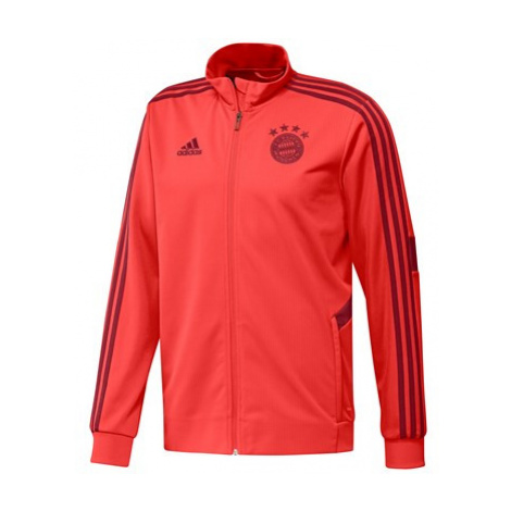 FC Bayern Training Jacket - Red Adidas