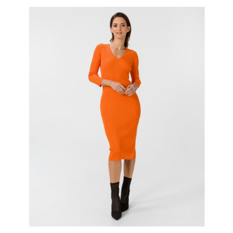 TWINSET Dress Orange
