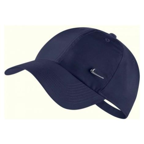 Nike HERITAGE 86 CAP METAL SWOOSH dark gray - Baseball cap