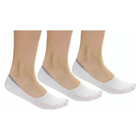 socks Outhorn SOD601/3 Pack - White/White/White - women´s