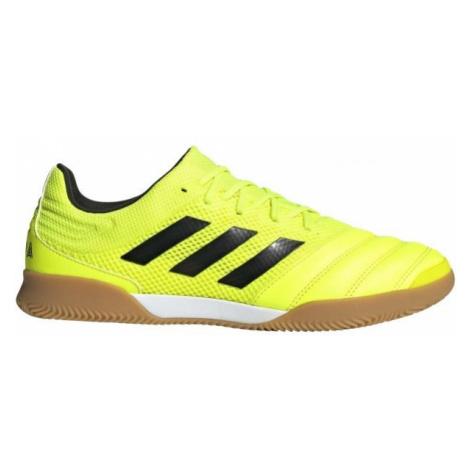 adidas COPA 19.3 IN SALA yellow - Men's indoor football boots