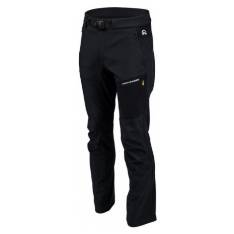 Northfinder JONAFIS black - Men's softshell trousers