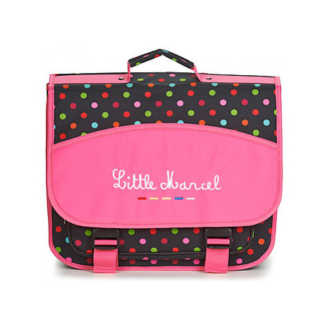 Little Marcel VICI girls's Briefcase in Multicolour