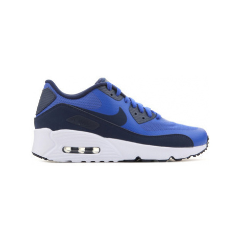 Nike Air Max 90 Ultra 2.0 (GS) 869950 401 men's Shoes (Trainers) in Blue