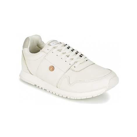 Faguo OLIVE women's Shoes (Trainers) in White