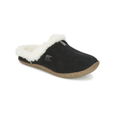 Sorel NAKISKA SLIDE women's Slippers in Black