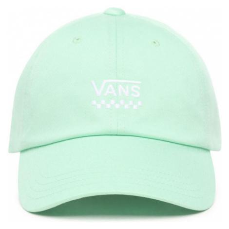 Vans WM COURT SIDE HAT blue - Women's baseball cap