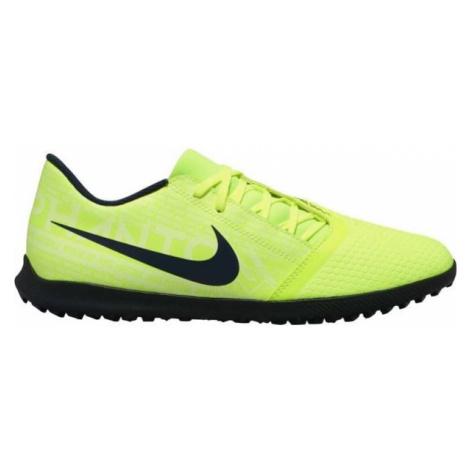 Nike PHANTOM VENOM CLUB TF yellow - Men's turf football boots