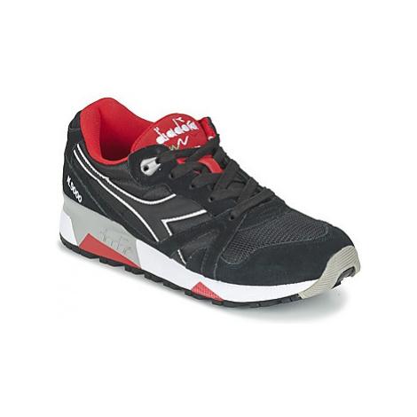 Diadora N9000 NYLON II women's Shoes (Trainers) in Black