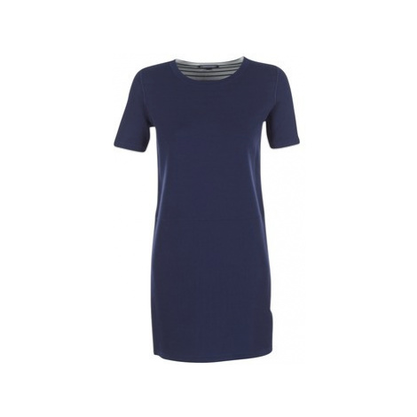 Tommy Hilfiger GEENA REVERSIBLE DRESS women's Dress in Blue