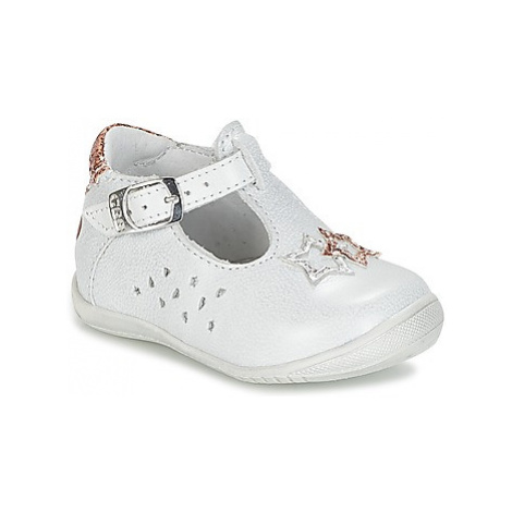 GBB SEVERINE girls's Children's Shoes (Pumps / Ballerinas) in White