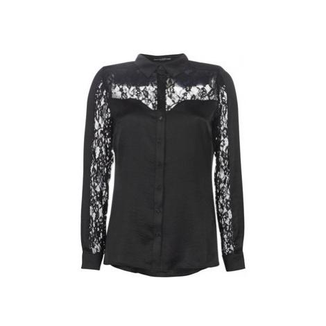 Guess CARLA women's Shirt in Black
