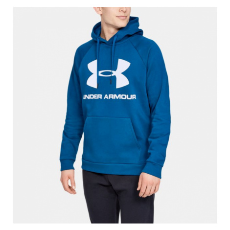 Men's UA Rival Fleece Logo Hoodie Under Armour