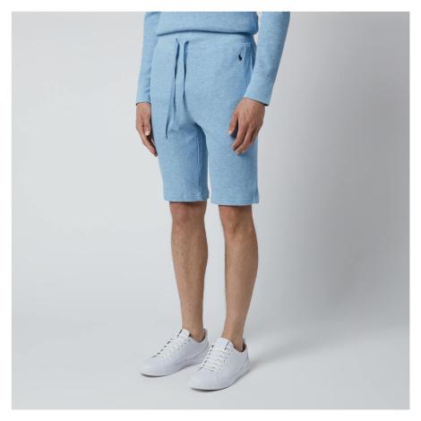Blue men's sweatshorts