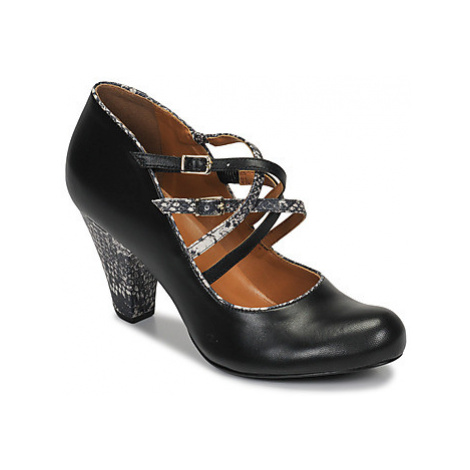 Cristofoli MESTICO PRETO women's Court Shoes in Black Cristófoli