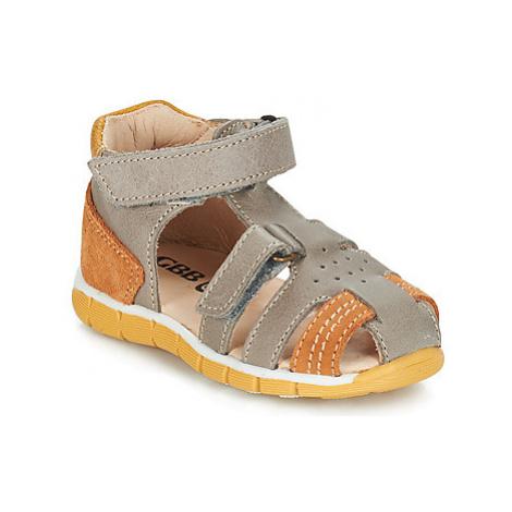 GBB SPARTACO boys's Children's Sandals in Grey