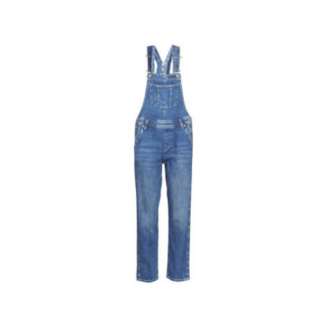 Pepe jeans SAMANTHA women's Jumpsuit in Blue