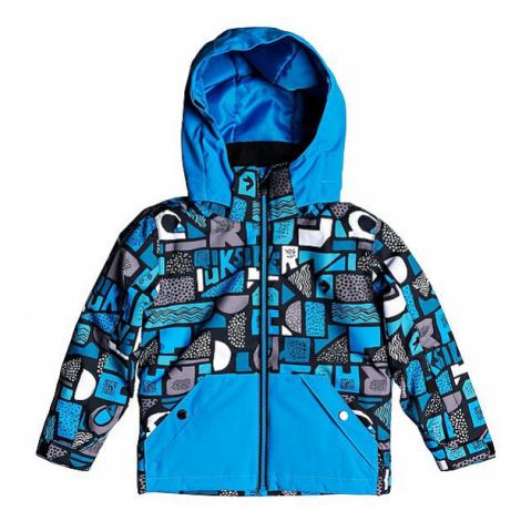 jacket Quiksilver Little Mission - BSE6/Lyons Cruzing - kid´s