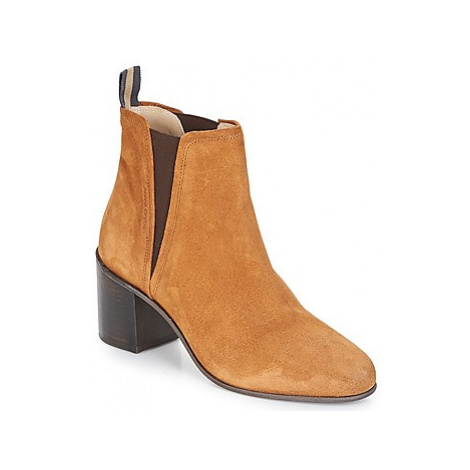 Marc O'Polo CAROLINA women's Low Ankle Boots in Brown