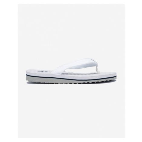 U.S. Polo Assn Simi Flip-flops White