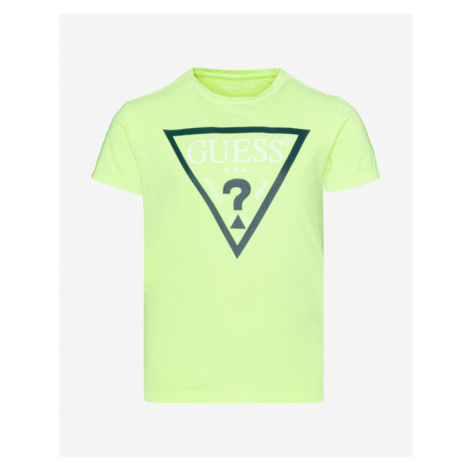 Guess Kids T-shirt Yellow