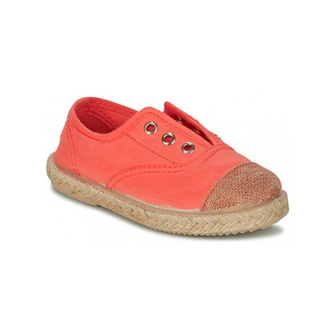 Chipie JOSECORD girls's Children's Shoes (Trainers) in Orange