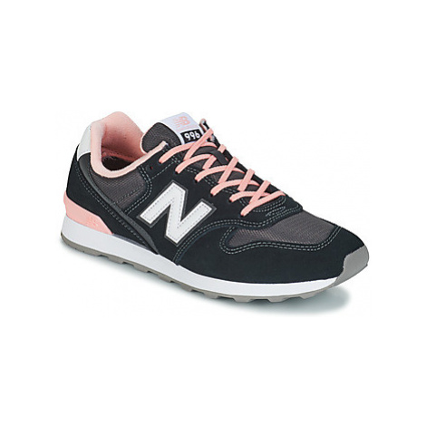 New Balance WR996 women's Shoes (Trainers) in Black