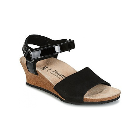 Papillio EVE women's Sandals in Black