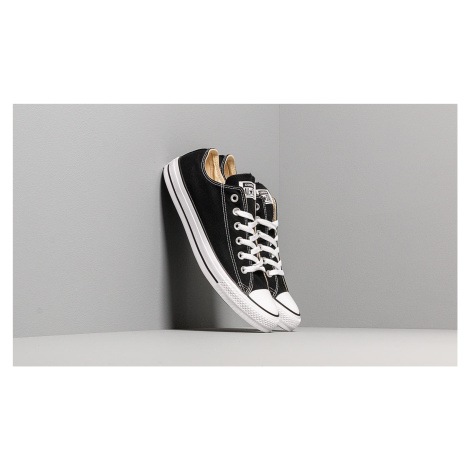 Converse All Star Low Trainers - Black