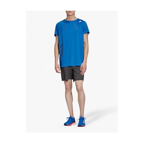 Adidas HEAT.RDY Running Top, Glory Blue