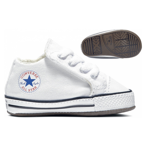 Converse - Chuck Taylor First Star Cribster - Baby shoes - white