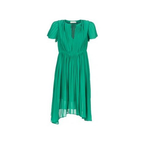 See U Soon 8121119 women's Dress in Green