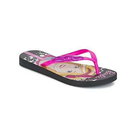 Ipanema BARBIE STYLE girls's Children's Flip flops / Sandals in Pink