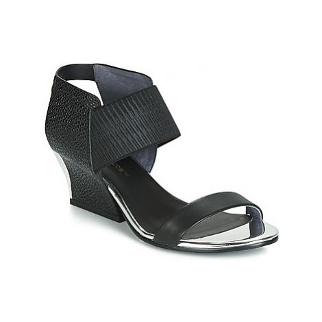 United nude - women's Sandals in Black