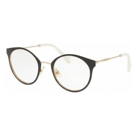 Miu Miu Eyeglasses MU51PV 1AB1O1