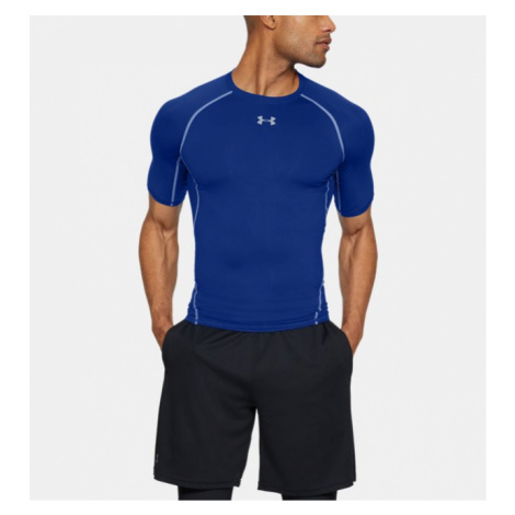 Men's UA HeatGear Armour Short Sleeve Compression Shirt Under Armour