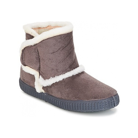 Chipie JUG SHEEP girls's Children's High Boots in Grey