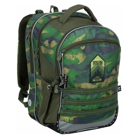 backpack Topgal COCO 19015 - B/Khaki - boy´s