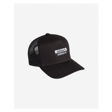 adidas Originals R.Y.V. Trucker Cap Black