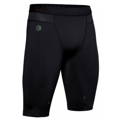 Under Armour HG RUSH LONG SHORTS black - Men's shorts